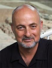 Science fiction author David Brin