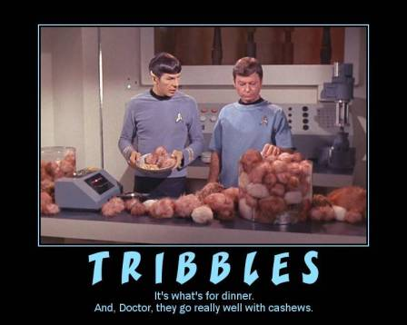Star Trek-Tribbles