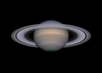 Saturn in all its glory