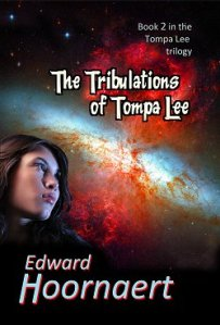The Tribulations of Tompa Lee, with the Cigar Galaxy in the background.