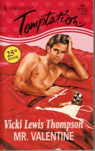 The book that gave Mr. V his nickname was a Rita Award Finalist.