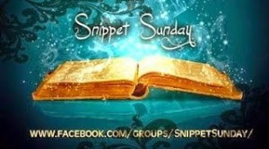Sunday Snippets