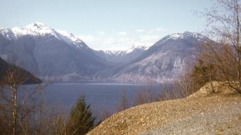 Across Howe Sound